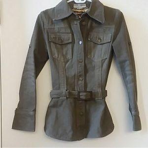 Dolce and Gabbana military/safari jacket